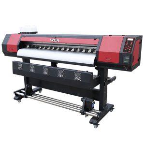 વેચાણ માટે કેનવાસ પ્રિન્ટીંગ મશીન dx5 ઇંકજેટ પ્રિંટર્સ