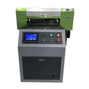 પીવીસી પ્રિન્ટર મોટા ફોર્મેટ કેનવાસ પ્રિન્ટર ગોલ્ફ બોલ પ્રિન્ટીંગ મશીન WER-ED6090UV